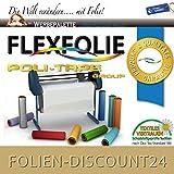 FLEXFOLIE BÜGELFOLIE 1 METER x 500mm POLI-FLEX PREMIUM 420 GOLD METALLIC