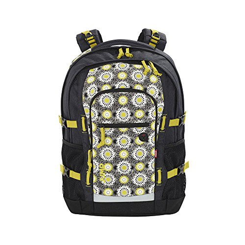 115500332 4YOU Basic Schulrucksack Jump 47 cm, Rave Couture