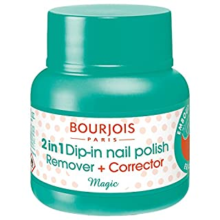 Bourjois Magic 2-in-1 Nail Polish Remover and Corrector, 35ml