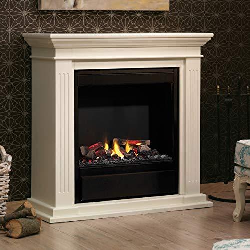 Ruby-Fires-Cadiz-OPTI-de-Myst–Chimenea-elctrica-Dimplex-Albany-Fossil-Stone-unpoliert-Color-Crema–Albany–Polvo-de-Color-Negro