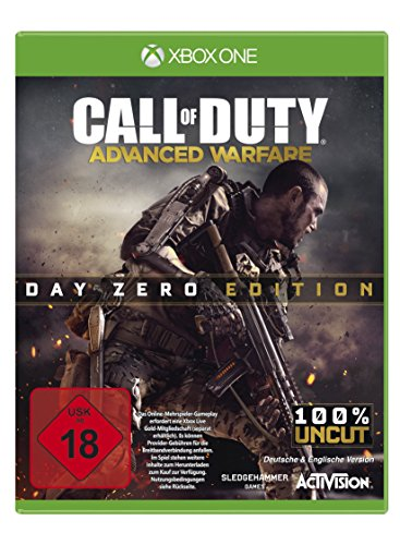 Call of Duty: Advanced Warfare - Day Zero Edition - [Xbox One] (Xbox One Advanced Warfare)