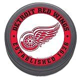 NHL Eishockey Puck Detroit Red Wings