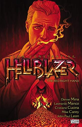 John Constantine: Hellblazer Vol. 19: Red Right Hand (English Edition) (Cristianos Y Halloween)