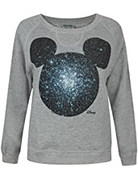 Femmes - Junk Food Clothing - Mickey Mouse - Pull