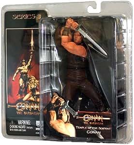 Conan the barbarian Battle temple of the serpen - Conan - figurine 18 cm