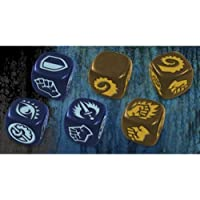 The Others: 7 Sins - Dice Pack - English