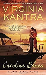 Carolina Blues (A Dare Island Novel) by Virginia Kantra (2014-10-07)