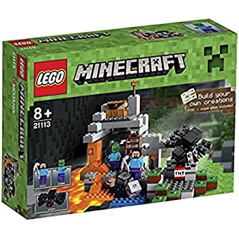 Compatible Legoing Minecraft My World Figures Garden Waterfall City Building Blocks Toys For Children Gifts Minecraft Legoing Products Are Sold Without Limitations Model Building Toys & Hobbies