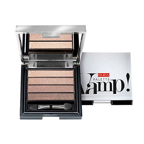 Pupa Vamp! Palette Eyeshadow 003 Absolute Nude - Pupa Augen-palette