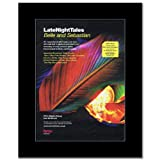 BELLE AND SEBASTIAN - Late Night Tales Volume 2 Matted Mini Poster - 28.5x21cm