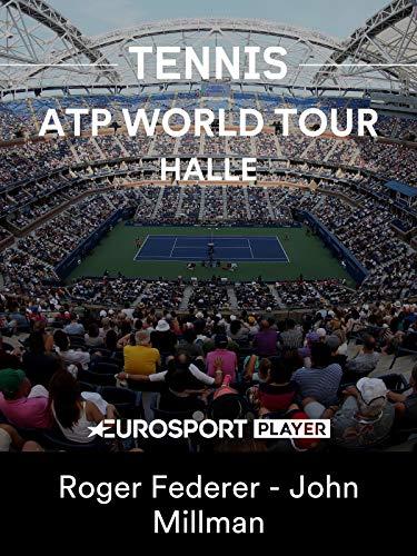 Tennis: ATP Tour (500) -Noventi Open in Halle (Westfalen) - Tag 2