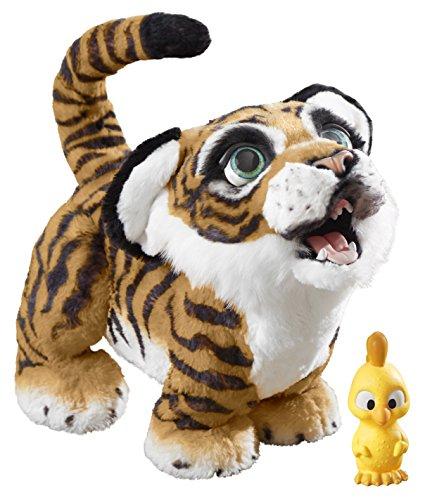 Hasbro FurReal Friends B9071100 Tyler, der Königstiger, elektronisches Haustier - 7