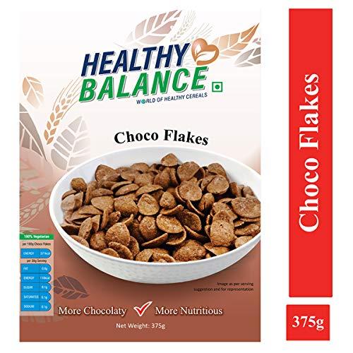 Healthy Balance Choco Flakes 375gm