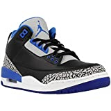 Air Jordan 3 Retro 'Sport Blue' - 136064-007 - Size 9 -