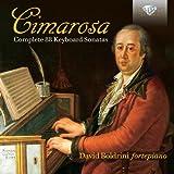 Cimarosa, Domenico : Intégrale des 88 Sonates pour Clavier