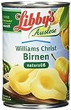 Libbys Birnen, 12er Pack (12 x 230 g)