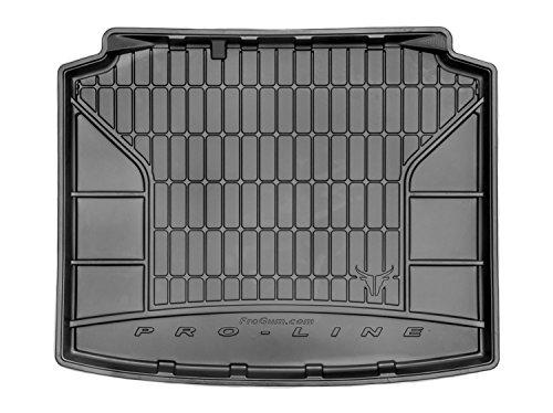 Frogum Kofferraummatte für Rapid Spaceback ab 2012. Maßgefertigte Kofferraumschutz für Dein Fahrzeugmodell.
