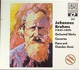 Brahms: Concertos - Piano Ctos. 1+2/Violin Concerto/Double Concerto (4-er Multip.)