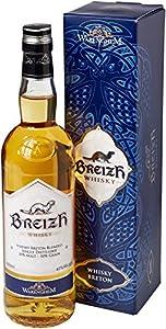 Armorik Breizh Breton Blended French Whisky, 70 cl by Armorik