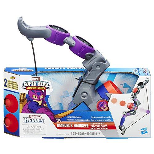 Super Hero Adventures Marvel Playskool Heroes Super Hero Adventures Marvels Hawkeye Accessory
