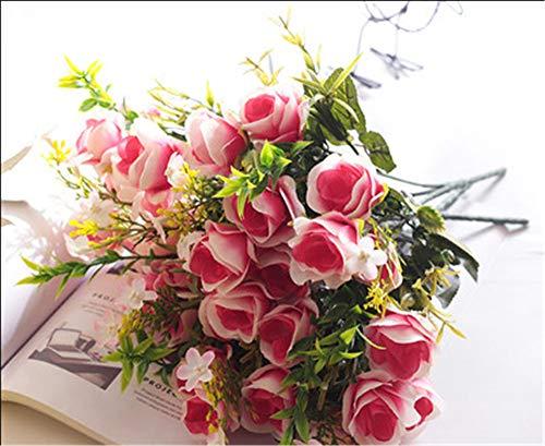 YuYa Decoración de la Sala de Estar de la Flor de la...