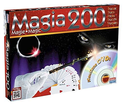 Falomir - Magia 200 Trucos 32-1160