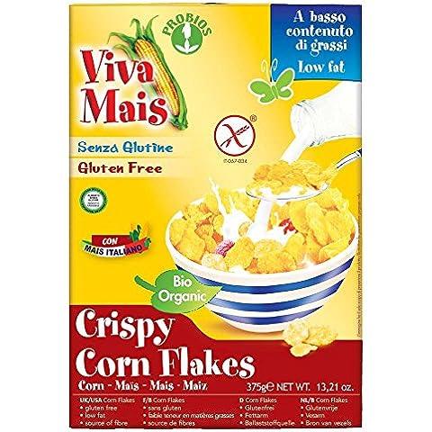 Probios Crispy Corn Flakes - 375 gr