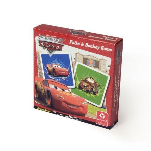 Preisvergleich Produktbild Spiel Memo Disney Cars 32Bl 80x80mm Liefermenge = 1