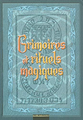 Grimoires et rituels magiques par COLLECTIF