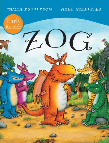 ZOG Early Reader por Julia Donaldson