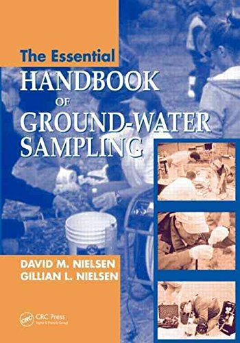 [(The Essential Handbook of Ground-water Sampling)] [By (author) David M. Nielsen ] published on (November, 2006)