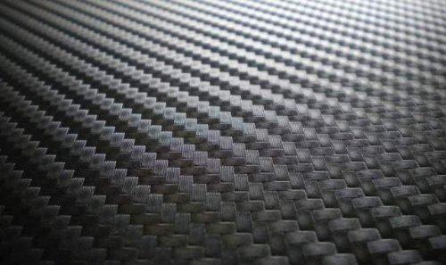 Folie Streifen Vinyl 3D Carbon 75X 200 -