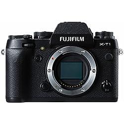 "Fujifilm - X-T1 Appareil Photo Hybride - Ecran LCD 3"" (7,62 cm) - 16,3 Mpix - Boîtier Nu - Noir"