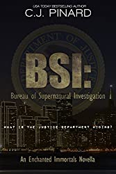 BSI: Bureau of Supernatural Investigation