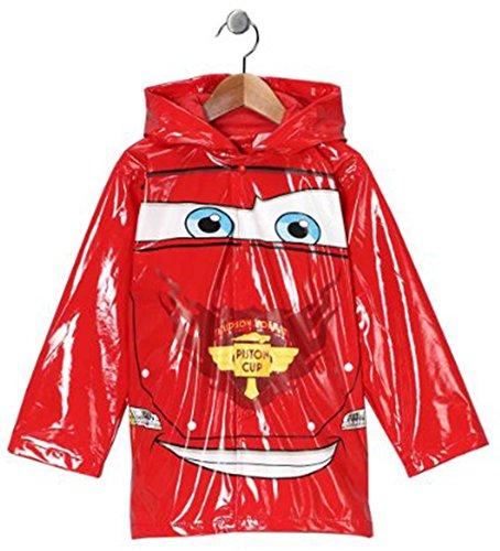 Disney giacca impermeabile - ragazzo rosso rosso