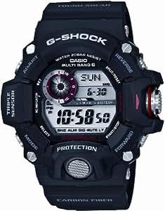 Casio G-SHOCK MASTER OF G RANGEMAN Triple Sensor Ver.3 Multiband 6 Solar - Tactical Men's Watch GW-9400J-1JF