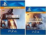 Battlefield 1 Premium Pass + GRATIS Deluxe Upgrade [PS4 Download Code - deutsches Konto]
