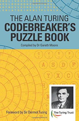 Alan Turing Codebreaker Puzzle Book
