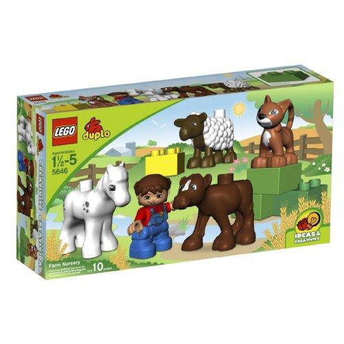 LEGO-Duplo-Legoville-Farm-Nursery-5646