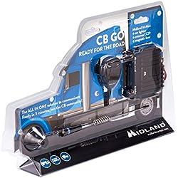 Midland CB-GO Radio CB M-Mini + Antena Midland LC29 cod C1262.02