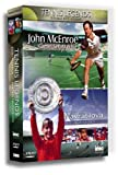 Tennis Legends Double DVD Box Set - John McEnroe - Game, Set & Match and Martina Navratilova - The Story