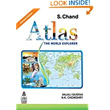 S.Chand'S Atlas (The World Explorer)