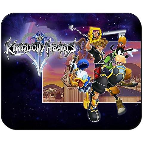 Kingdom Hearts D Tappetino Per Mouse Mousepad PC