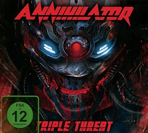 Triple Threat [Blu-ray] [2017] Test