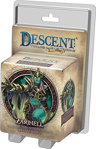 Edge Entertainment - Zarihell, Descent: Viaje a Las tinieblas (EDGDJ42)