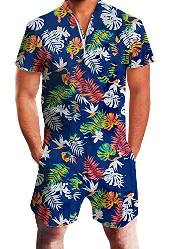 uit Grafik Overalls Sommer Shorts Strand Badehose Cargohosen Pants Strampler Outfits ()
