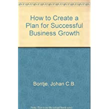 How to Create a Plan for Successful Business Growth