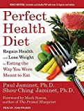 Perfect Health Diet: Regain Health and Lose Weight by Eating the Way You Were Meant to Eat by Paul Jaminet (2013-03-25)