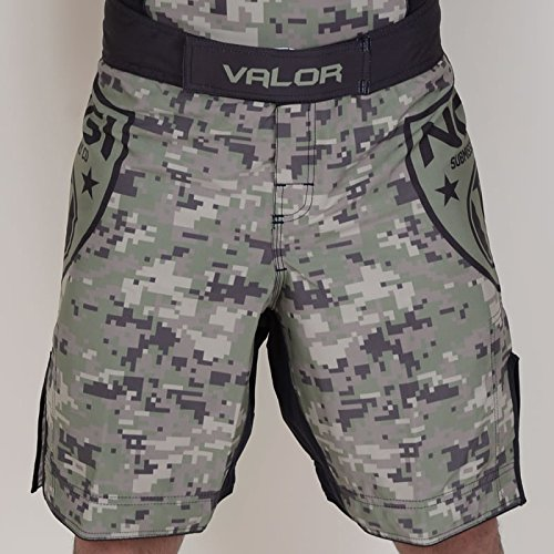 Valor Digital Camo V2 keine GI Shorts, camouflage (Camo Short Digital)