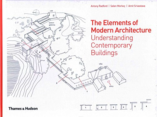 [(The Elements of Modern Architecture : Understanding Contemporary Buildings)] [By (author) Antony Radford ] published on (June, 2014)